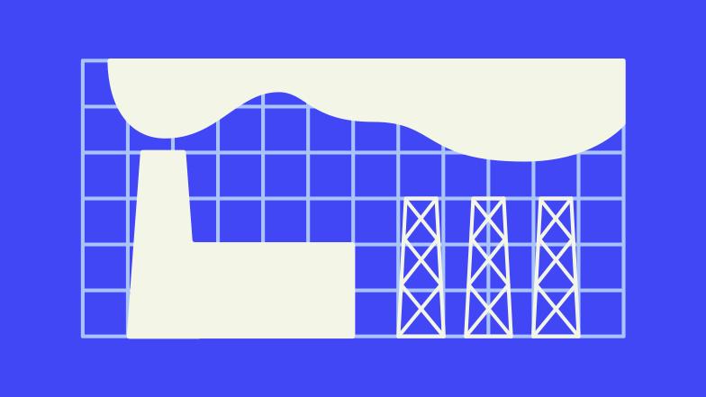 Industriefabrik Clipart-Grafik als PNG, SVG