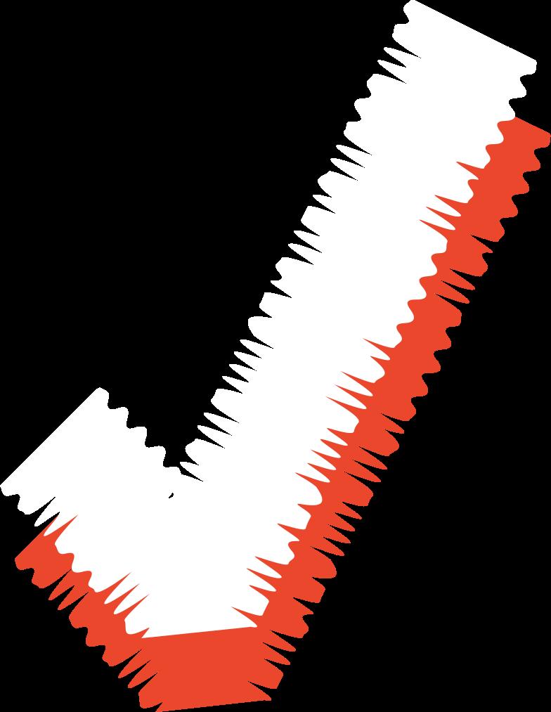 check mark Clipart illustration in PNG, SVG