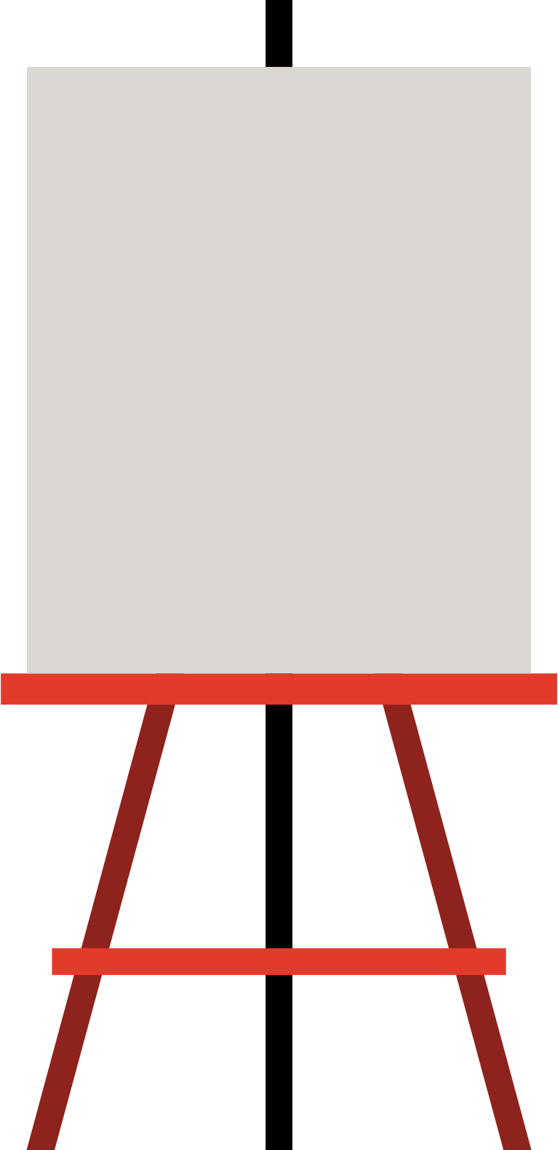 canvas Clipart illustration in PNG, SVG