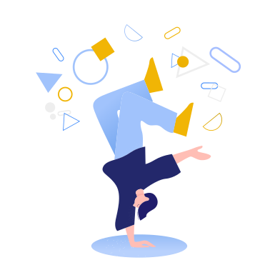 style Dancer images in PNG and SVG | Icons8 Illustrations