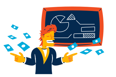style Financial report images in PNG and SVG | Icons8 Illustrations