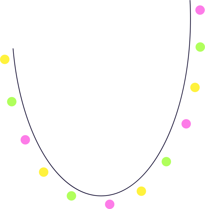 christmas lights Clipart illustration in PNG, SVG