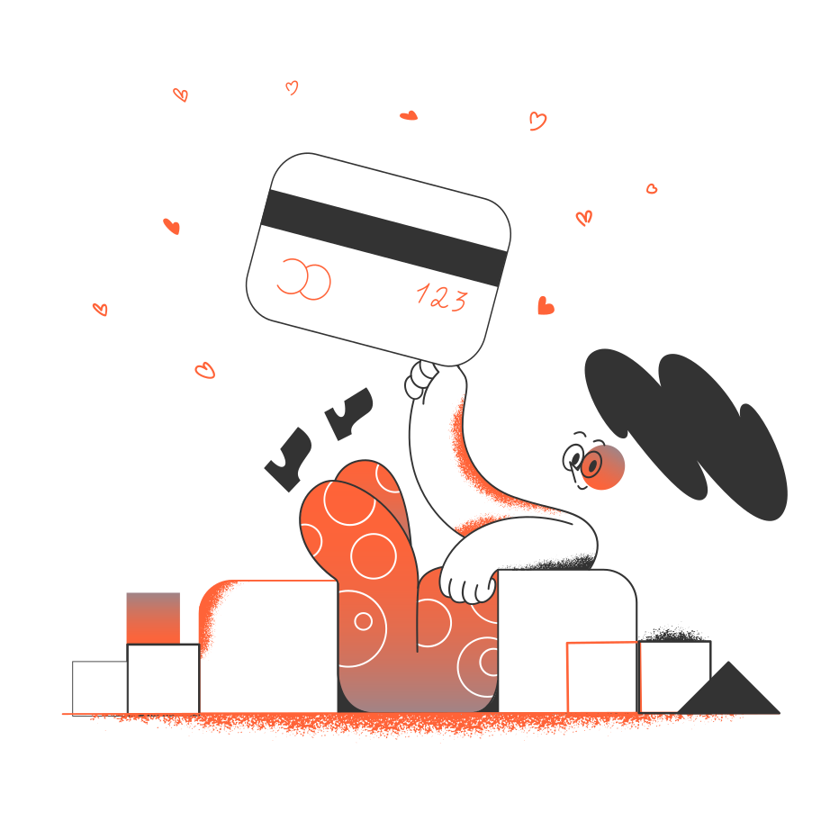 Card payment Clipart illustration in PNG, SVG