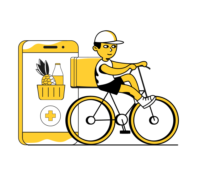 style Delivery club Vector images in PNG and SVG | Icons8 Illustrations