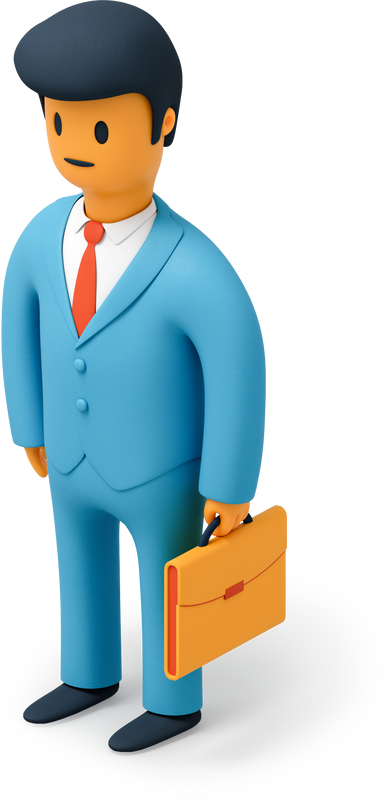 style Businessman with briefcase images in PNG and SVG   Icons8 Illustrations