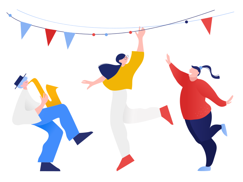 style Let's party  Vector images in PNG and SVG | Icons8 Illustrations