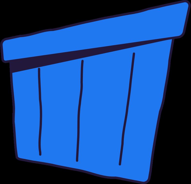 order complete  shopping basket Clipart illustration in PNG, SVG