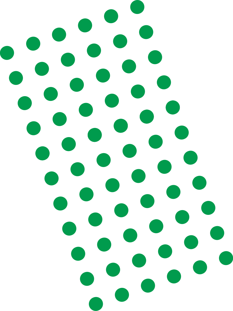 dots green Clipart illustration in PNG, SVG
