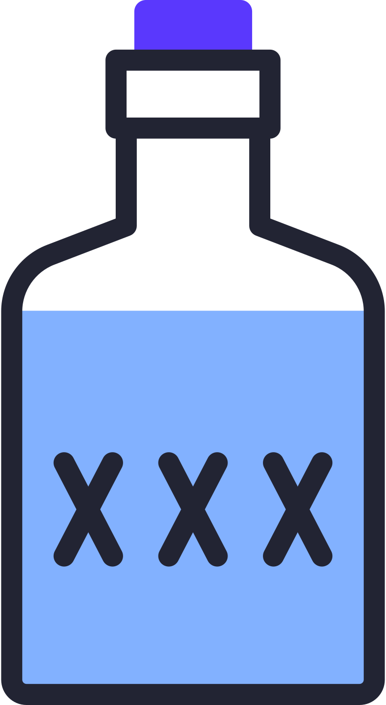 style poison bottle Vector images in PNG and SVG | Icons8 Illustrations
