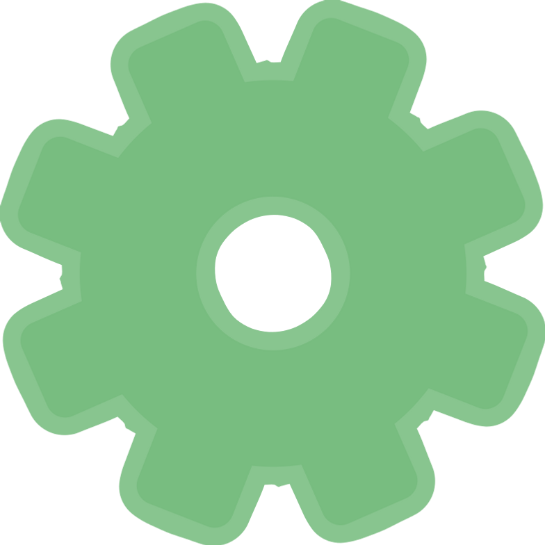 style gear Vector images in PNG and SVG | Icons8 Illustrations