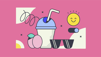 style Summer drinks images in PNG and SVG | Icons8 Illustrations