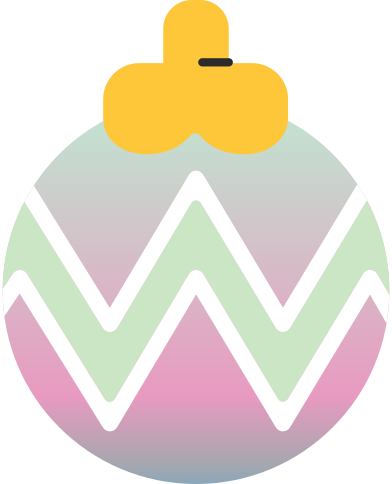 style christmas ball zigzag images in PNG and SVG   Icons8 Illustrations