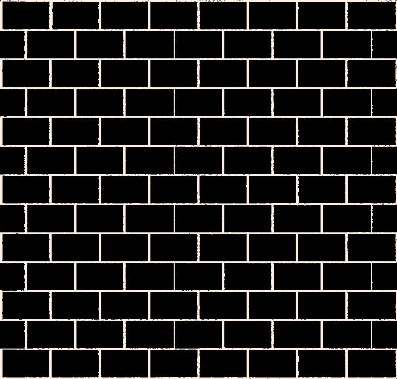 bricks wall Clipart illustration in PNG, SVG