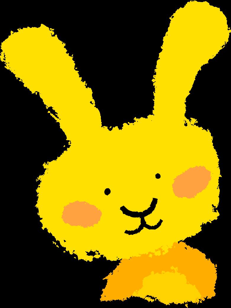 bunny Clipart-Grafik als PNG, SVG
