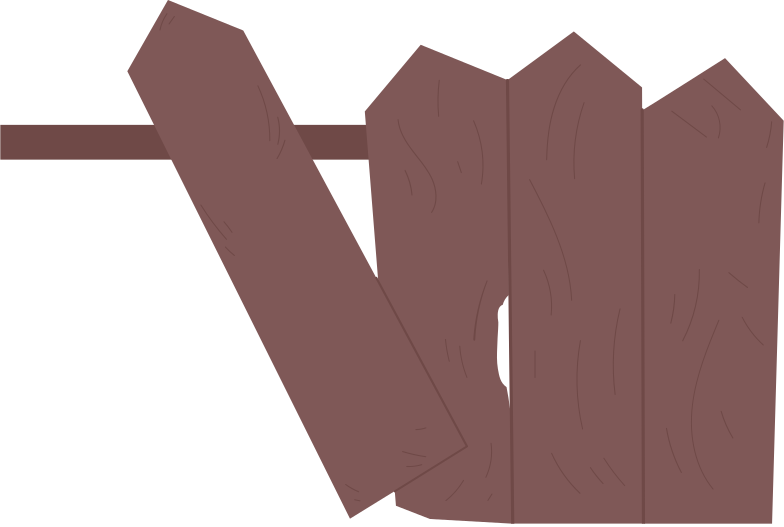 style wooden fence Vector images in PNG and SVG | Icons8 Illustrations