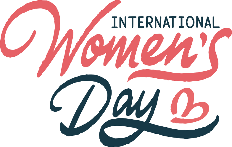 Ilustración de clipart de día internacional de la mujer en PNG, SVG