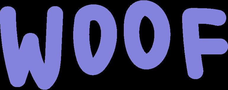 Imágenes vectoriales Título guau en PNG y SVG estilo    Ilustraciones Icons8