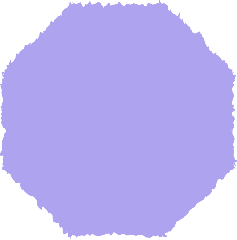 octagon purple Clipart illustration in PNG, SVG