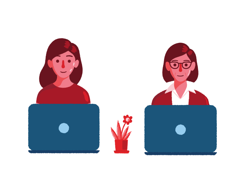 style Shared workplace  Vector images in PNG and SVG | Icons8 Illustrations