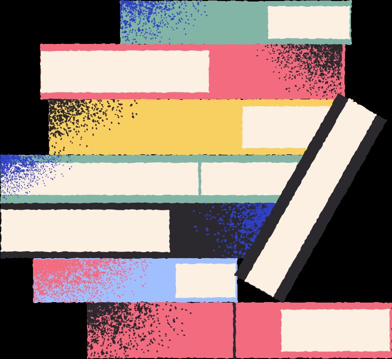 books Clipart-Grafik als PNG, SVG