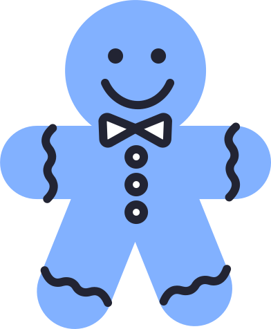 style gingerbread man images in PNG and SVG | Icons8 Illustrations