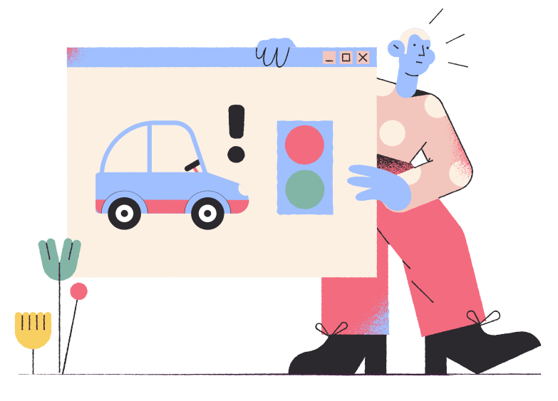 style Traffic laws Vector images in PNG and SVG | Icons8 Illustrations