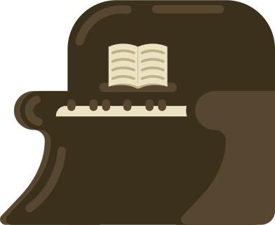 style piano images in PNG and SVG | Icons8 Illustrations
