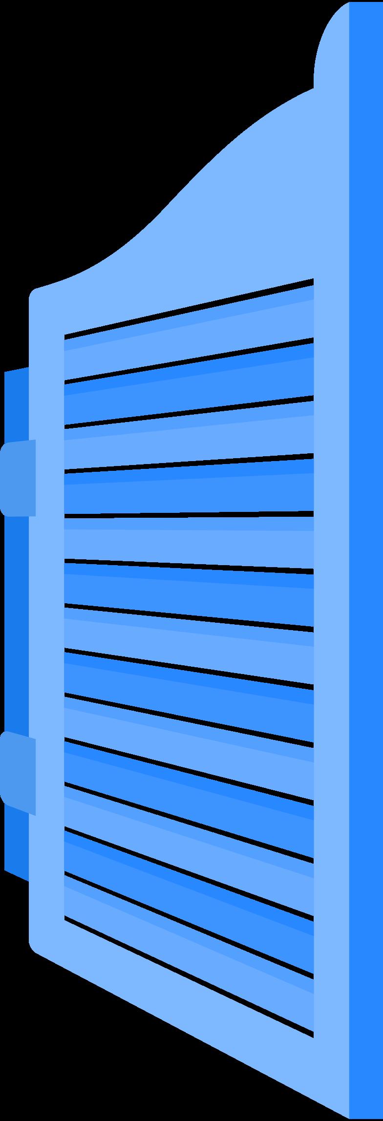 door Clipart-Grafik als PNG, SVG