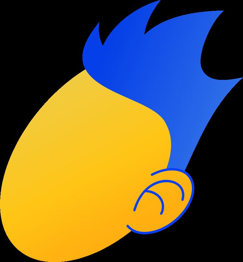 head Clipart-Grafik als PNG, SVG
