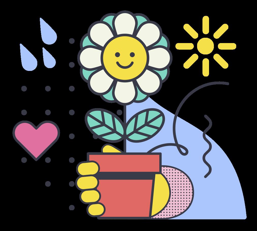 Planting Clipart illustration in PNG, SVG