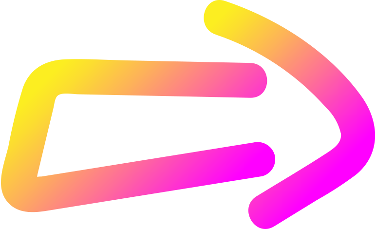 style rg pink yellow arrow Vector images in PNG and SVG   Icons8 Illustrations