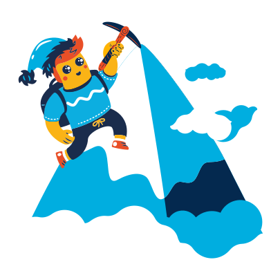 style Summit climb images in PNG and SVG | Icons8 Illustrations