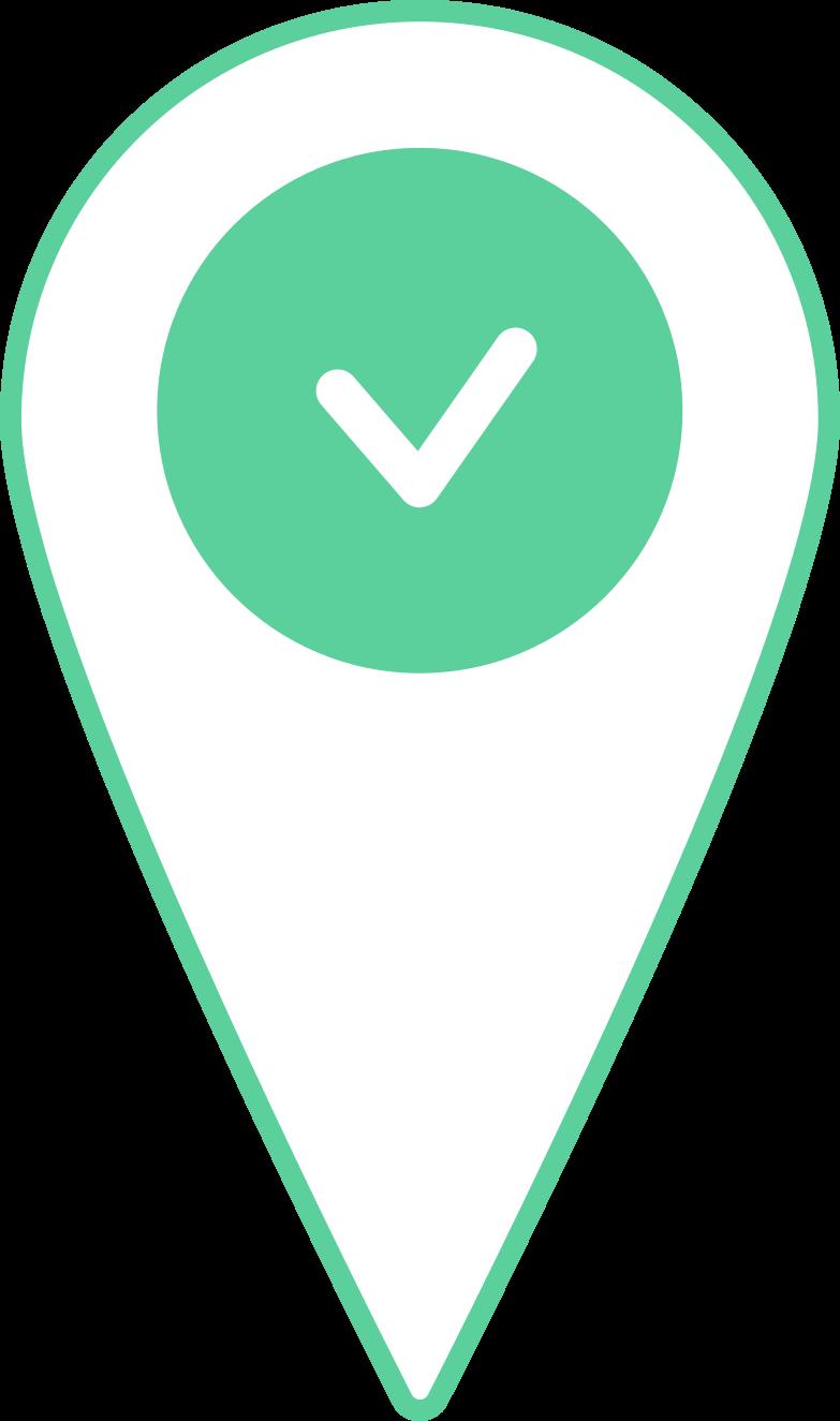 map marker Clipart illustration in PNG, SVG