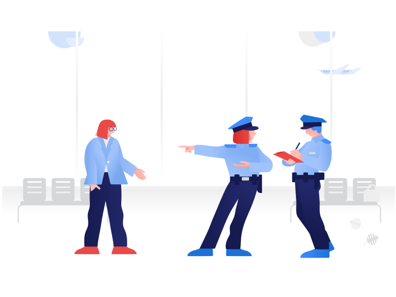 style Police gives a fine  Vector images in PNG and SVG | Icons8 Illustrations