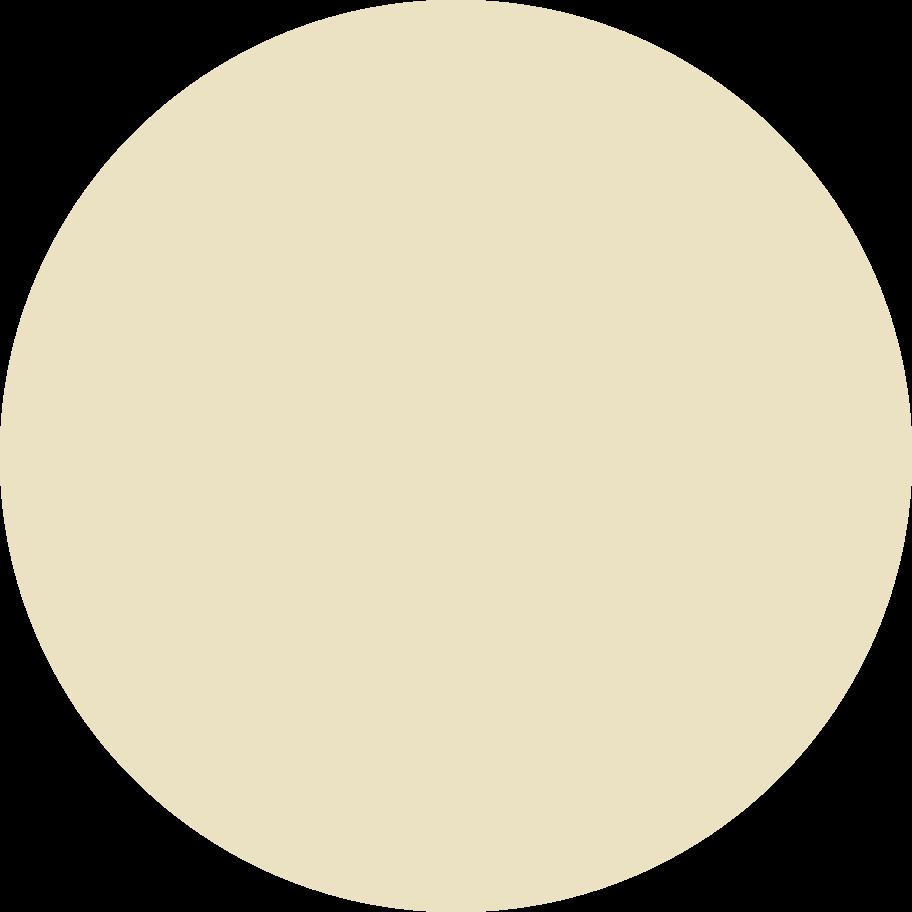 circle beige Clipart illustration in PNG, SVG