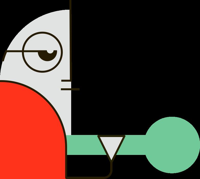 detective Clipart illustration in PNG, SVG