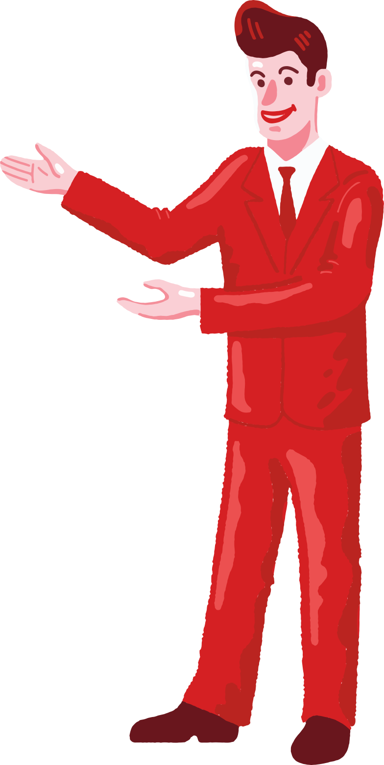 style salesman Vector images in PNG and SVG | Icons8 Illustrations