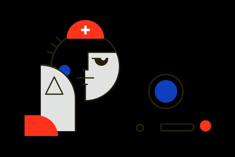 Medical exam Clipart illustration in PNG, SVG