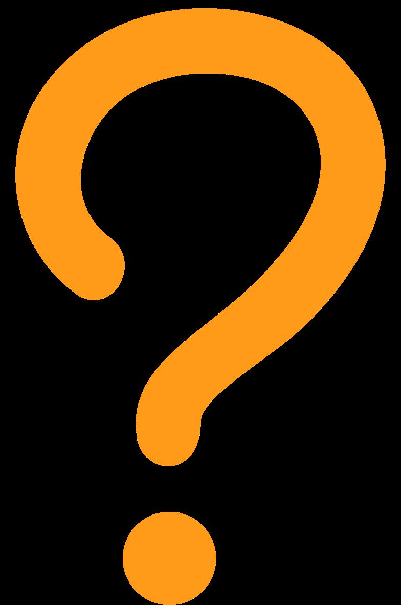 Иллюстрация вопросительный вопрос желтый в стиле  в PNG и SVG | Icons8 Иллюстрации