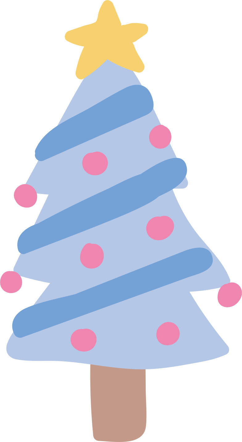 christmastree Clipart illustration in PNG, SVG
