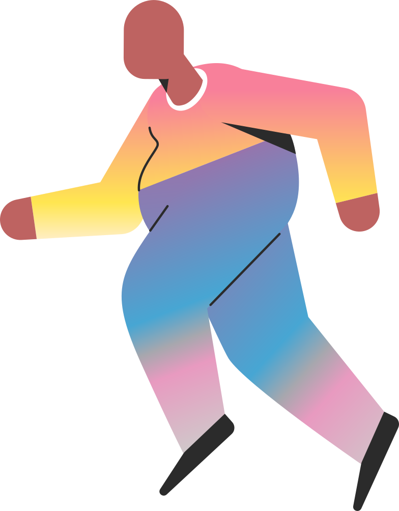 style chubby old running Vector images in PNG and SVG | Icons8 Illustrations