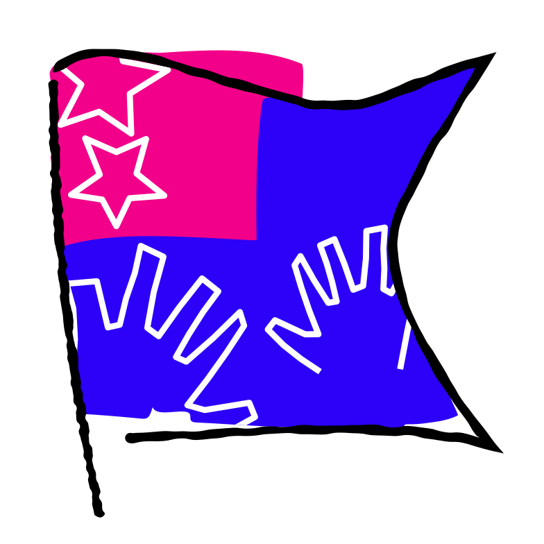 4th of July Clipart illustration in PNG, SVG