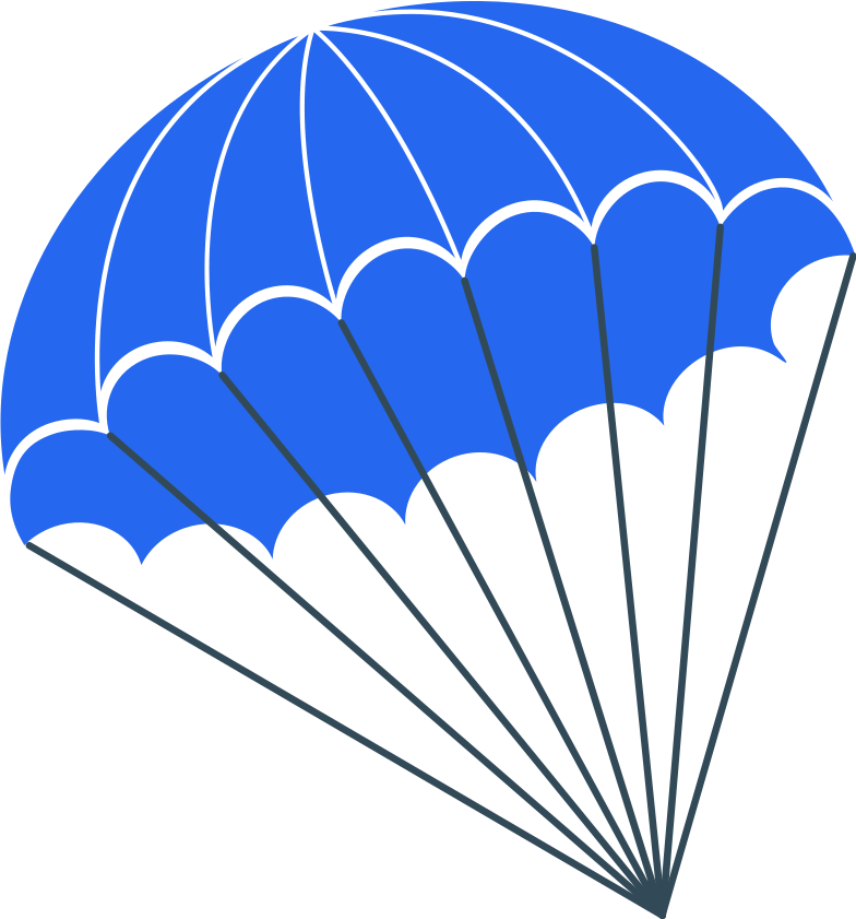 style parachute Vector images in PNG and SVG | Icons8 Illustrations