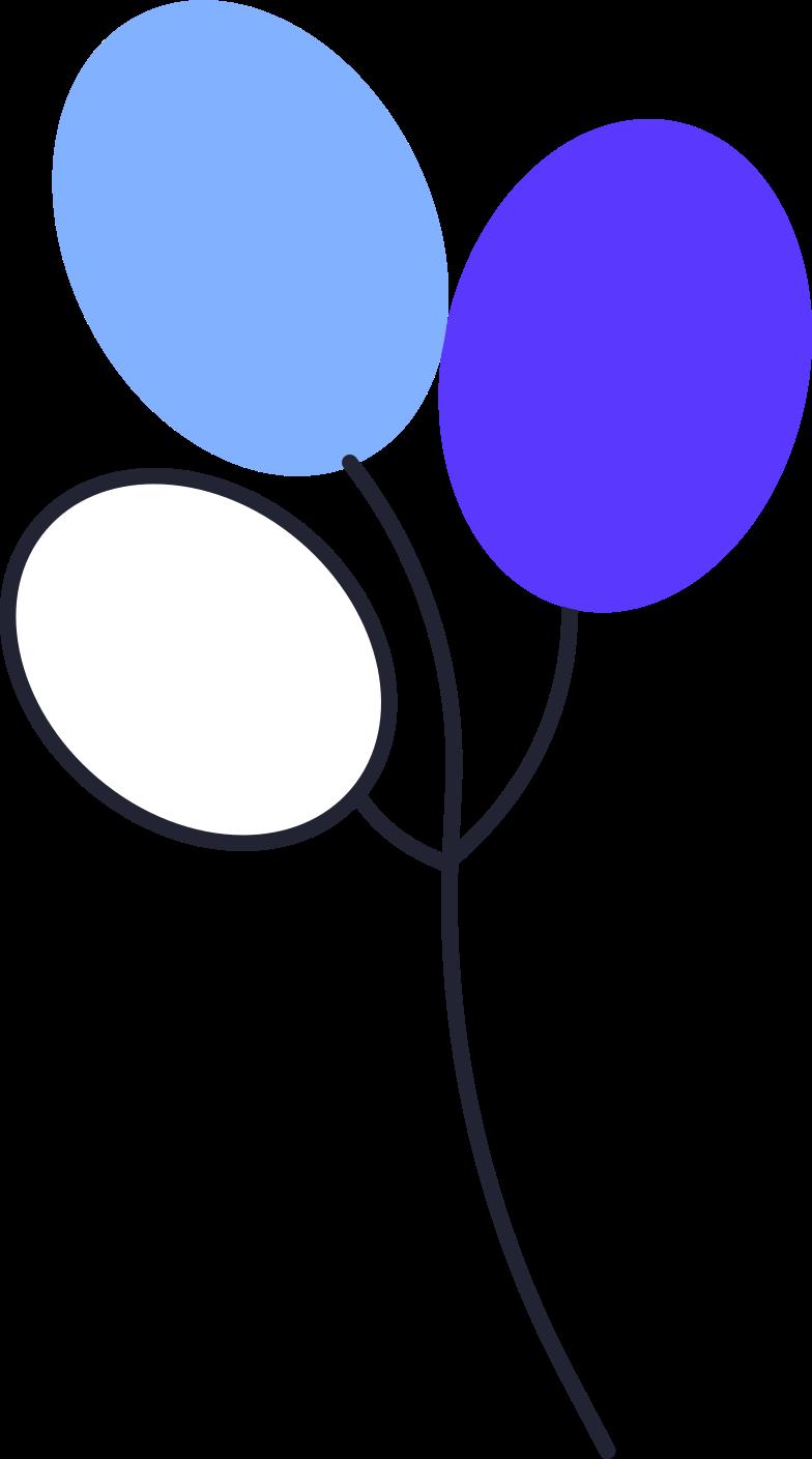 PNGとSVGの  スタイルの 気球 ベクターイメージ | Icons8 イラスト