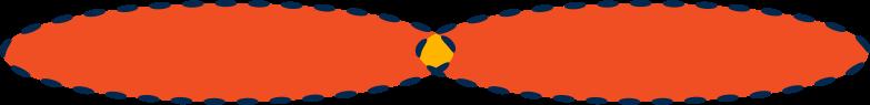 distance Clipart illustration in PNG, SVG