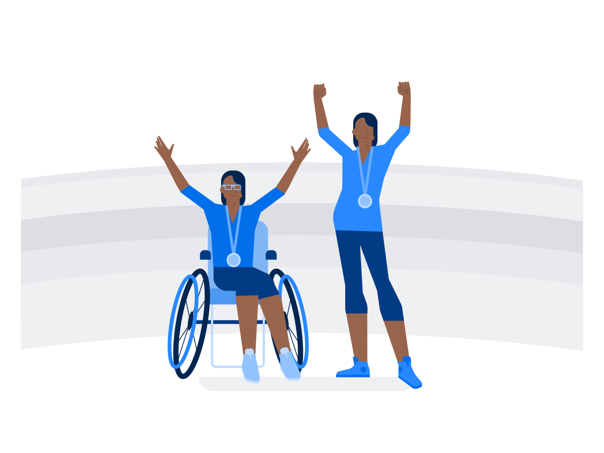 style Paralympians  Vector images in PNG and SVG   Icons8 Illustrations