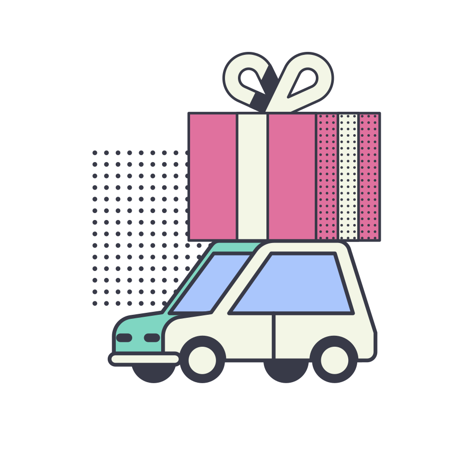 Best delivery Clipart illustration in PNG, SVG