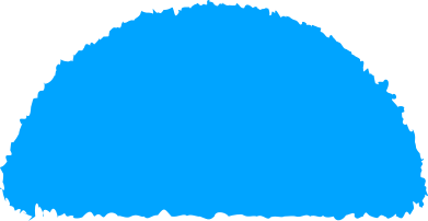 style semicircle sky blue images in PNG and SVG | Icons8 Illustrations