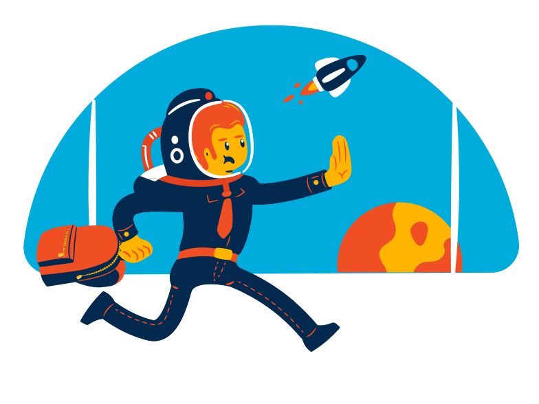 style Late arrival on the flight Vector images in PNG and SVG | Icons8 Illustrations