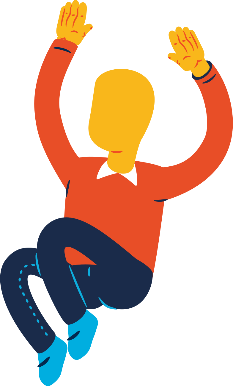 style man jumping Vector images in PNG and SVG | Icons8 Illustrations